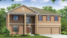 Maronda Homes Baybury Floor Plan by The Westcott New Home Design In Lake Doe Cove By Maronda Homes Of