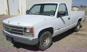 100 1988 Chevy Truck For Sale Chevrolet Cheyenne 1500 Pickup Truck Item C9801 SOL