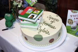 Cake Decorating Books Online by Book Themed Baby Shower For My Best Friend U2013 Jersey Talk