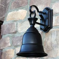 y decor liberty 1 light exterior light in rubbed bronze free