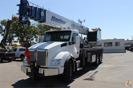 100 Two Men And A Truck Sacramento 2019 MNITEX 40124SHL Crane For Sale Or Rent In