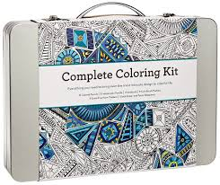Complete Coloring Kit