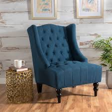 100 Great Living Room Chairs Amazoncom Clarice Tall Wingback Fabric Accent Chair Perfect