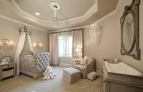 chambre bébé luxe décoration pour la chambre de bébé fille couleurs naturelles en