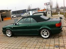 1997 Audi 80 B4 Cabriolet 2 8 e Best Maintained Car and