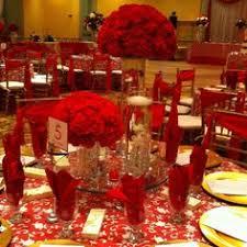 Red Wedding Decor Wwwflowersbyamore