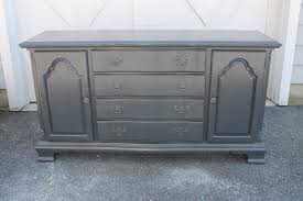Dresser Wi Weather Forecast by Elizabeth U0026 Co Charcoal Gray Buffet