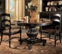Thomasville Dining Room Chairs Discontinued by Cherry Dining Room Set With Hutch Round Kitchen Table Thomasville