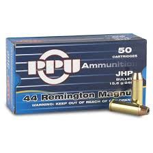 PPU, .44 Remington Magnum, JHP, 240 Grain, 50 Rounds - 222463, .44 ... 375 Hh Magnum Ammo For Sale 300 Gr Barnes Vortx Tripleshock X Gun Review Taurus 605 Revolver The Truth About Guns 357 Carbine Gel Test 140 Youtube Xpb Hollow Point 200 Rounds Of Bulk Aac Blackout By 110gr Ultramax Remanufactured 44 Swc 240 Grain 250 Mag At 100 Yards Winchester Rem Jsp 50 12052 Remington High Terminal Performance 41 Sp 210
