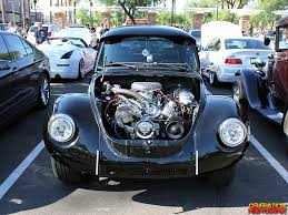 Volkswagen Beetle With Chevy V8 Swap | GenHO