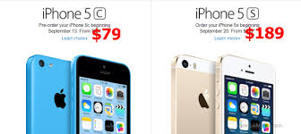 GrabmyGad Walmart to sell iPhone 5s for $189 or iPhone 5c for $79