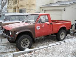 1980 Toyota Hilux V8   Automotive Gallery Image And Wallpaper