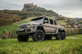 2014 Mercedes Benz G63 Amg 6×6 First Drive Motor Trend Regarding ...