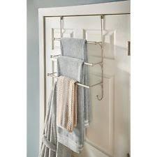 Over The Door Bathroom Organizer by Bathroom Towel Rack Ebay