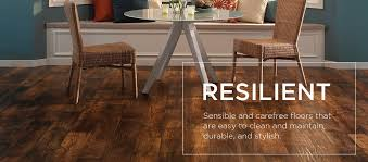 Overview Of Main Types Resilient Flooring