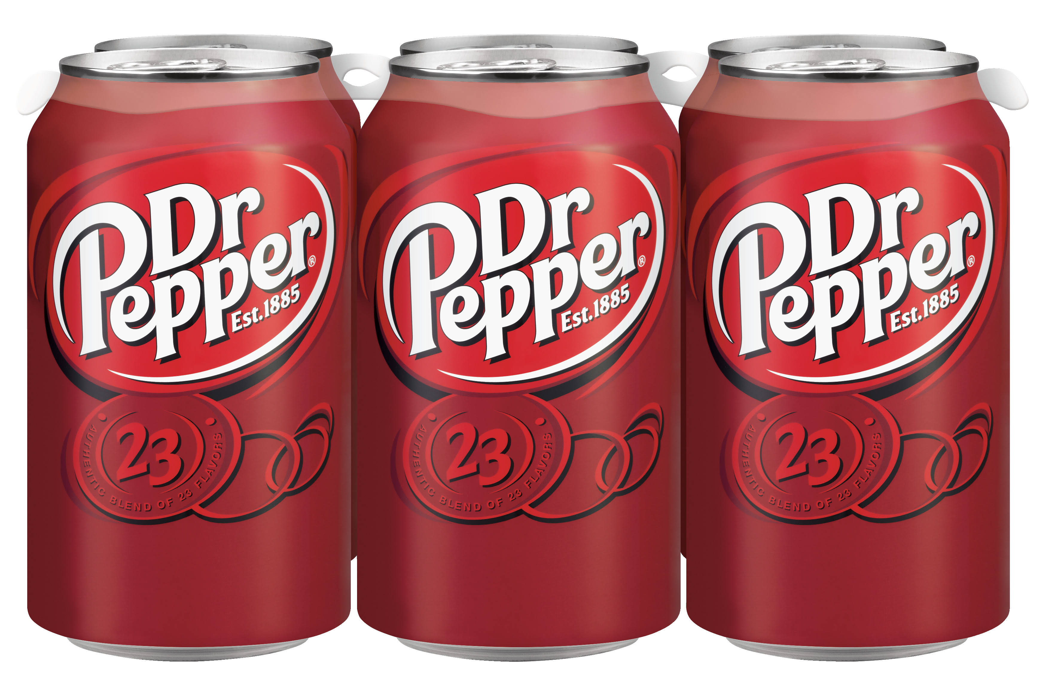 Dr. Pepper Soda - 12fl oz