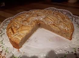 apfel quark kuchen gesund schnell