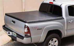 Trifecta Bed Cover by American Tonneau Tri Fold Bed Cover Toyota Tacoma Pinterest