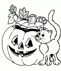 Pumpkin Coloring Pages Free Printable 77419
