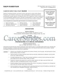 Resume Samples For Nursing Students Student Examples Free Sample