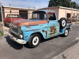 100 Apache Truck For Sale 1959 Chevrolet Orlando Classic Cars