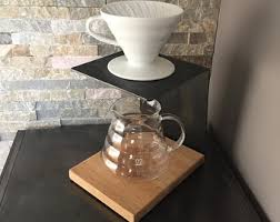 Coffee Pour Over Stand Hario V Maker Manual Brew Dripp And