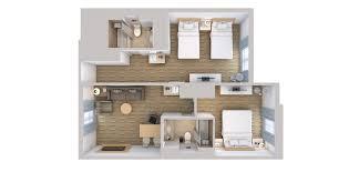 Hotel Isla Verde Puerto Rico Embassy Suites San Juan 3D Floor