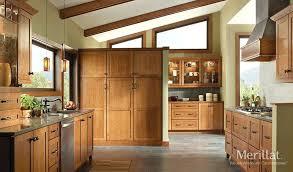 Merillat Kitchen Cabinets Complaints by Merillat Bathroom Cabinets In Maple Honey Spice With Merillat