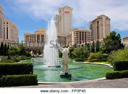Caesars Palace Hotel Front Desk by The Caesars Palace Casino In Las Vegas Stock Photo Royalty Free