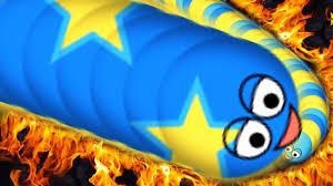 Wormate Super Fire Killer Biggest Worms Ever In Wormateio Funny