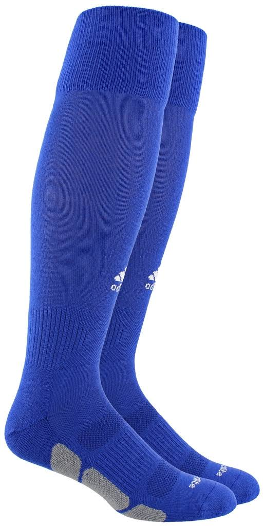 Adidas Utility Soccer Sock - Royal Blue, Large