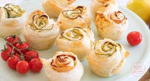 herzhafte muffins aus blätterteig backen macht glücklich