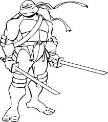 Coloriage Tortue Ninja On Dessin De Tortue Ninja Luxe Stock