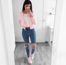 Adorable Back To School Outfit