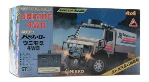 Nikko Mercedes Rally Unimog 4WD (1983)   R/C Toy Memories Nikko Jeep Wrangler 110 Scale Rc Truck 27mhz With Transmitter Vintage Nikko Collection Toyota Radio Shack Youtube Off Road Buy Remote Control Cars Vehicles Lazadasg More Images Of Transformers 4 Age Exnction Line Cheap Rc Find Deals On Line At Alibacom Toy State 94497 Elite Trucks Ford F150 Raptor Vehicle Ebay Chevrolet 4x4 Truck Evo Proline Svt Shop For Title Ranger Toys Instore And Online