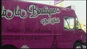 Mobile Fashion Truck On Buffalo Streets - YouTube