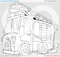 Lineart Clipart Of A Cartoon Black And White Fire Truck With A ... Fire Truck Clipart Free Truck Clipart Front View 1824548 Free Hand Drawn On White Stock Vector Illustration Of Images To Color 2251824 Coloring Pages Outline Drawing At Getdrawings Fireman Flame Fire Departmentset Set Image Safety Line Icons Lileka 131258654 Icon Linear Style Royalty 28 Collection Lego High Quality Doodle Icons By Canva