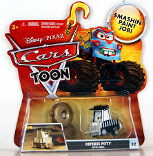 Amazon.com: Disney / Pixar CARS TOON 155 Die Cast Car Referee ... Monster Jam Stunt Track Challenge Ramp Truck Storage Disney Pixar Cars Toon Mater Deluxe 5 Pc Figurine Mattel Cars Toons Monster Truck Mater 3pack Box Front To Flickr Welcome On Buy N Large New Wrestling Matches Starring Dr Feel Bad Xl Talking Lightning Mcqueen In Amazoncom Cars Toon 155 Die Cast Car Referee 2 Playset Kinetic Sand Race Blaze And The Machines Flip Speedway Prank Screaming Banshee Toy Speed Wheels Giant Trucks Mighty Back Toy
