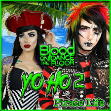 Blood On The Dance Floor Bewitched Mp3 by Yo Ho 2 Pirate Life Single By Blood On The Dance Floor On Apple