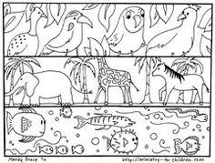 Bible Archives Animal Coloring PagesCreation