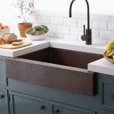 native trails renewal 33 x 22 paragon copper kitchen sink