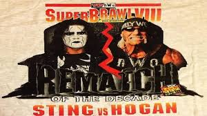 Halloween Havoc 1996 Intro by Looking Back At Wcw Nwo Superbrawl Viii 1998 Youtube
