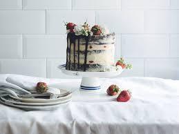Chocolate strawberry cake Recipes Kitchen Stories