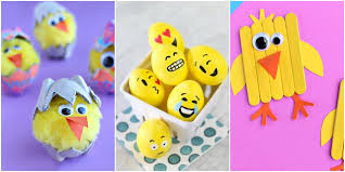 38 Easter Crafts For Kids