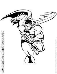 Best Batman Cartoon Coloring Pages 55 With Additional Books