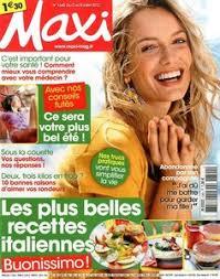 maxi mag fr recettes cuisine maxi magazine models general discussion bellazon
