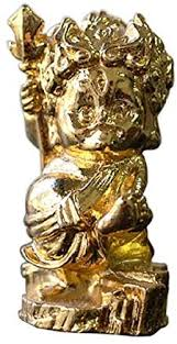 ucchusma wc gott kamisama kawaya kami badezimmer göttin japanischer buddha zink legierung vergoldet miniatur statue figur japan import made in japan