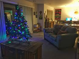 Prelit Christmas Tree That Lifts Itself by Mind And Heart Theology November 2015
