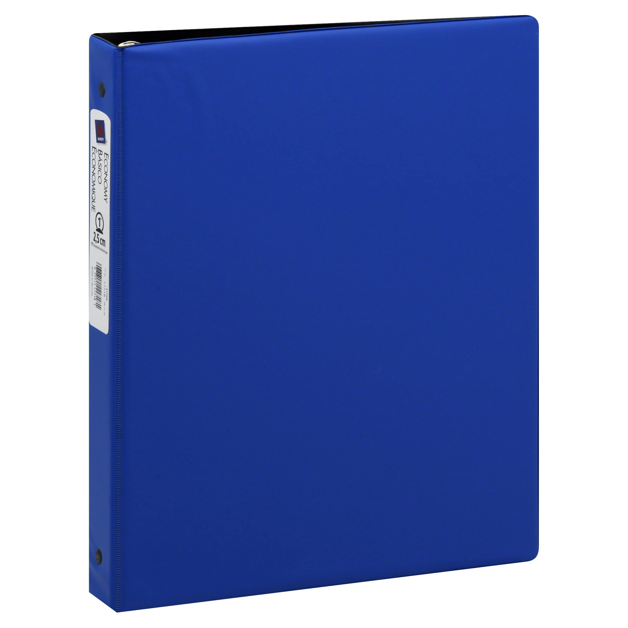 Avery Economy Binder with 1in Round Ring - Assorted Colors
