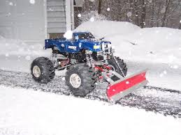 100 Rc Truck With Plow Snow Plow ClodTalk The Nets Largest RC Monster Forum